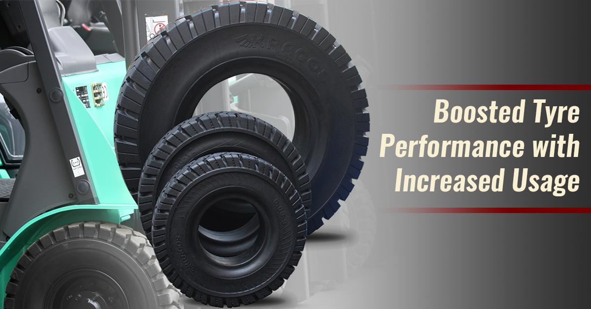 Boosted tyre Performance